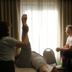 marjorie brook STRAIT method seminar on scar tissue release therapy and stretching