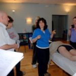 marjorie brook STRAIT method seminar glute scar therapy demonstration