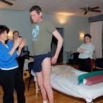 marjorie brook STRAIT method seminar scar therapy demonstration