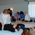 marjorie brook STRAIT method seminar abdomen scar massage