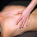 scar tissue release massage therapy